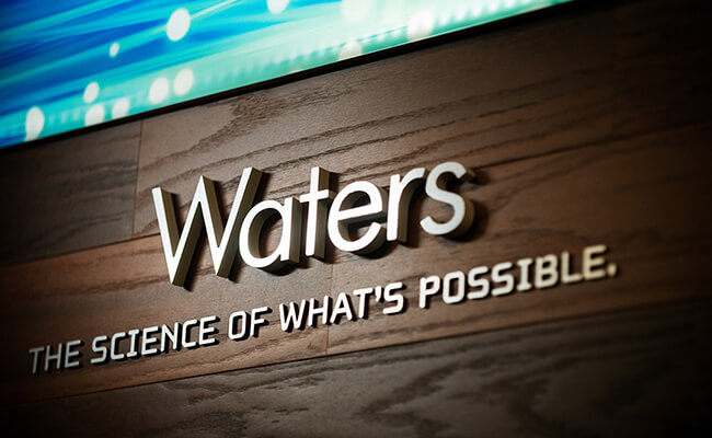 Waters Corporate Wall