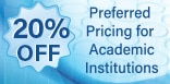 Academic Preferred Pricing on Consumables